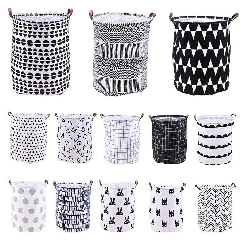 Bin, Bra, Laundry, Barrel, Socks, Toy