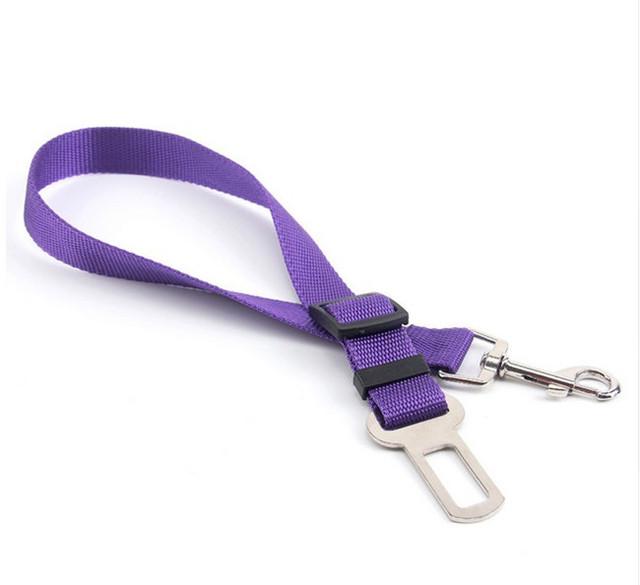Seatbelt Harness Leash Clip for Pet