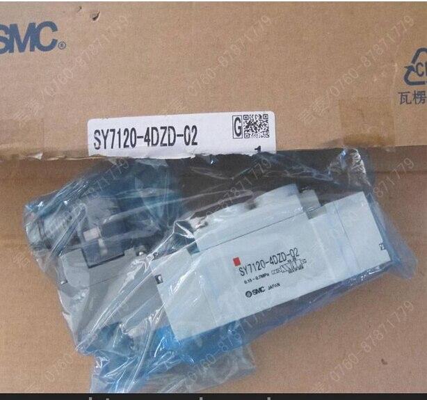 цена на BRAND NEW JAPAN GENUINE VALVE SY7120-4DZD-02
