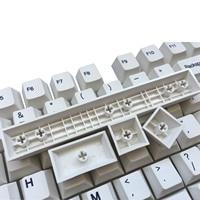 87 PBT Dye Sub Keycaps 87 Keyset Cherry MX Key Caps Top Print/Cherry Profile/ANSI Layout for TKL 87 MX Switches Mechanical Keyboard (5)