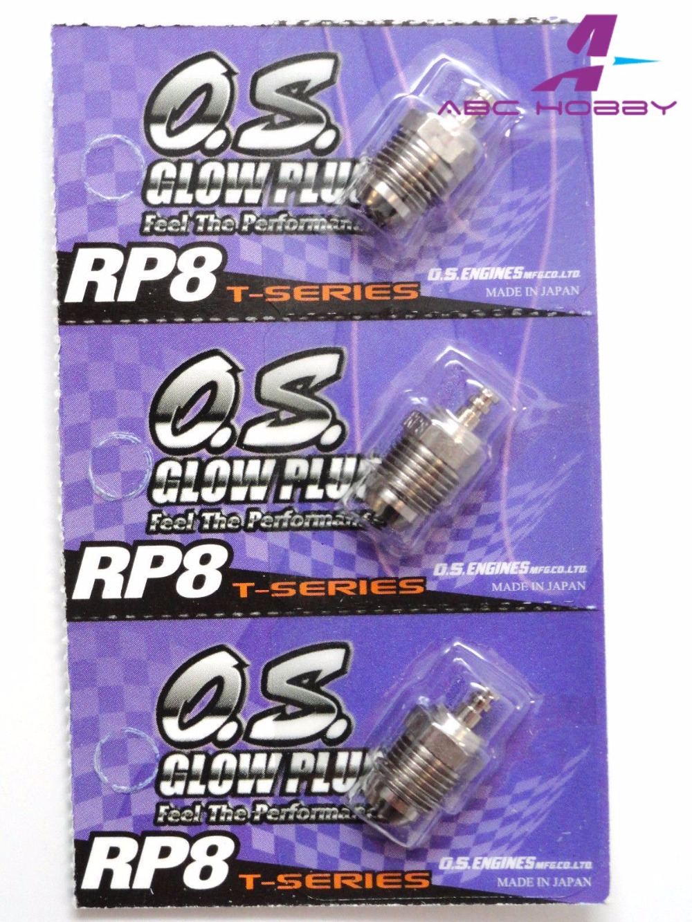 O.S Engines OS Engines 71605300 #6 A3 Glow Hot Plug