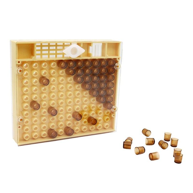 Bienenzucht Königin Aufzucht Zelle Tasse Kit Bienenzucht Ausrüstung Imkerei System Bee Keeper Pflegen Königin-bee Set