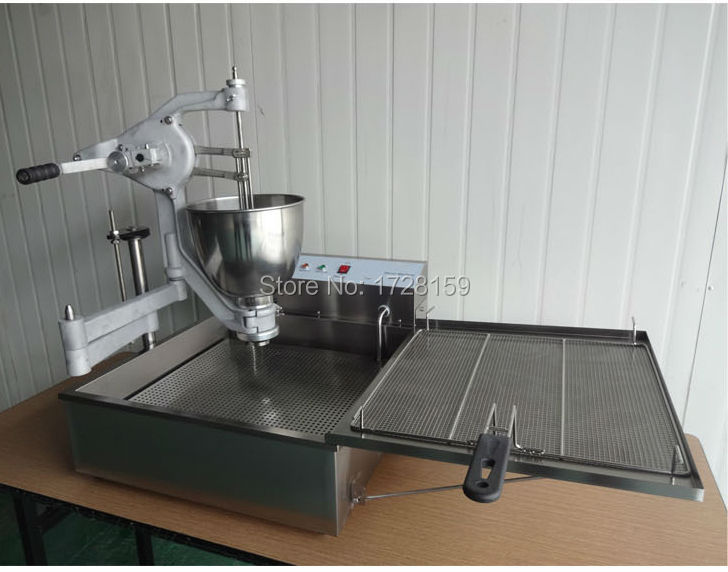 stainless steel commercial Automatic Donut Making Machine For Sale, mini automatic donut machine for sale,donut dropper stainless steel automatic egg roll machine for sale