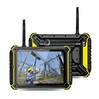 2015 PTT Radio Walkie Talkie 8 HD IP68 Shockproof Waterproof Tablet Phone PC Cell Phone