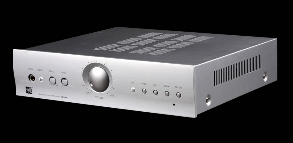JUNGSON JA-66R MKII Standard Version Class AB 80Wx2 INTEGRATED AMPLIFIER HIFI Stereo Speakers Remote Control Function