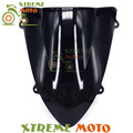 Black Motorcycle Windscreen Windshield For ZX250R EX250R Ninja 250R Ninja250R 08 09 10 11 12 Motocross Motorbike Dirt Bike