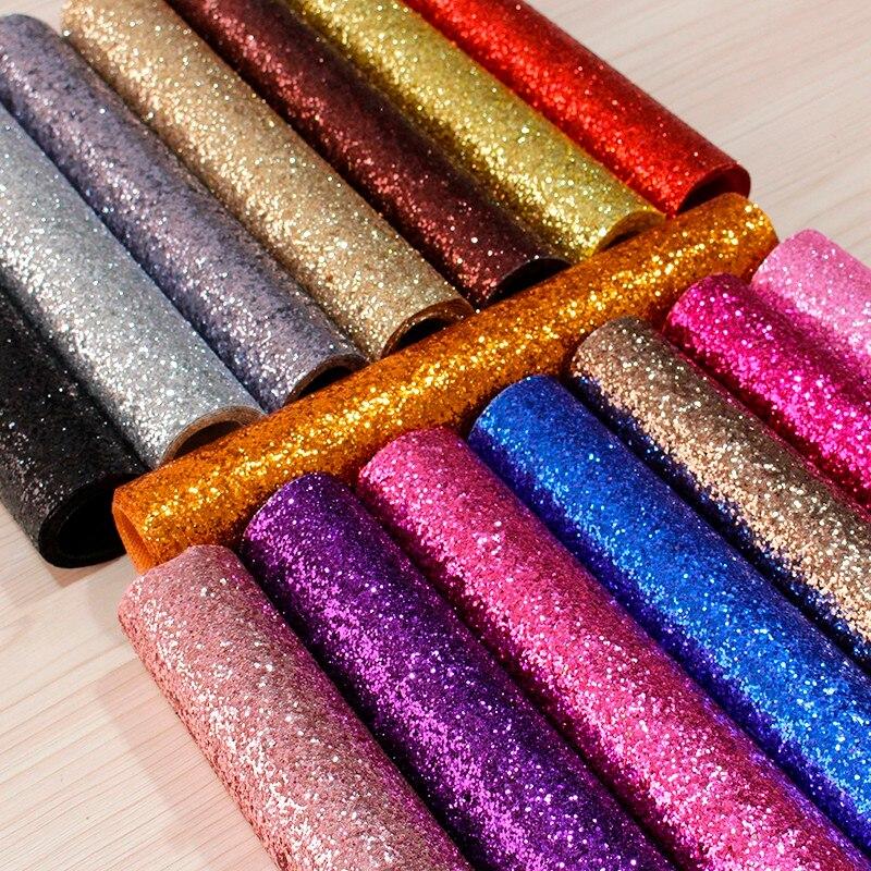 Hot sale 5 meters chunky glitter wallpaper bling glitter for Cheap glitter wallpaper