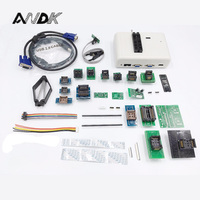 RT809H Programmer EMMC Nand FLASH Universal 24 ADAPTERS To Flash Chips For Android Wifi Better Than
