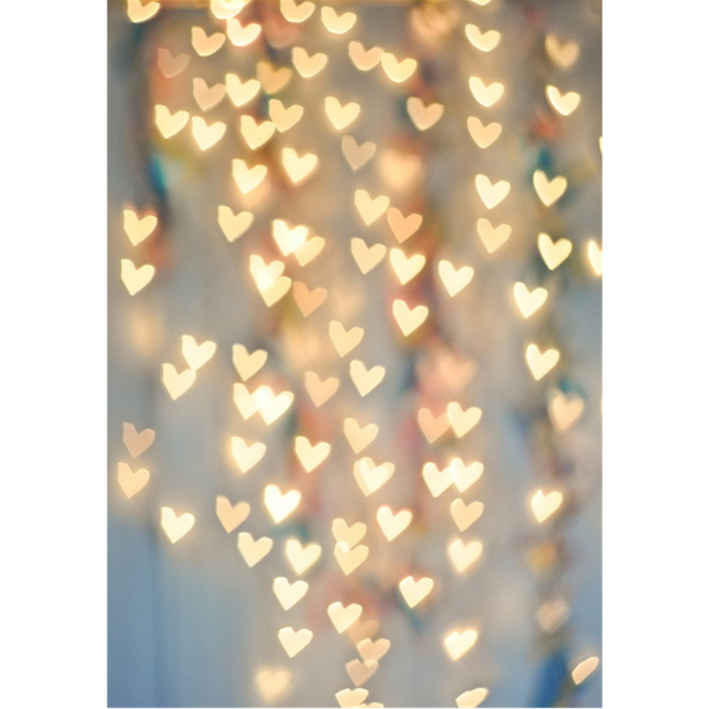Sparkle Love Hearts Valentine S Day Baby Kids Photography Backdrop
