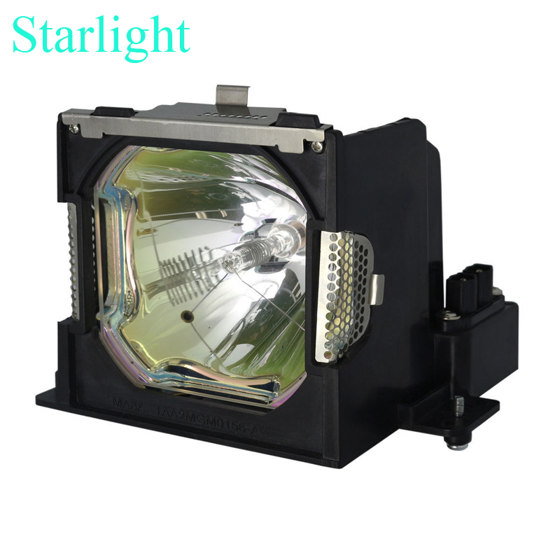 Projector lamp POA-LMP38 with housing for Mitsubishi PLC-XP40/45/PLV-70/75 original lamp bulb poa lmp38 for sanyo plc xp42 plc xp45 plc xp45l plv 70 plv 70l