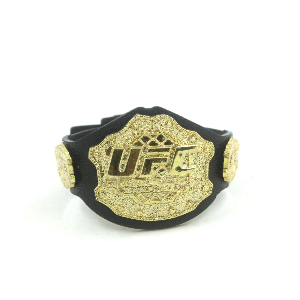 UFC TITLE BELT CHAMPIONSHIP For Action Figures Or Collectible Ultimate Fighting