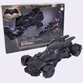 V Amanecer de Justicia Superman Batman Batmobile Batman Acción PVC Figura de Colección de Juguetes 25 cm