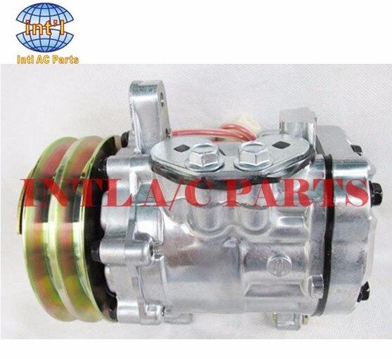 US $82 0 |Auto AC COMPRESSOR sanden 7B10 SD7B10 FOR Chevrolet/ for Suzuki/  for Geo Tracker L4 1 6L 4623 95200 50G10 67572-in Air-conditioning
