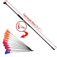 Blow Gun Dart Slingshot Hunting Catapult With 10pcs Blow Darts Outdoor Sports Shooting High Quality New
