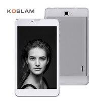 KOSLAM 7 Polegada 3G Android Tablet PC Pad 1280x800 IPS tela Quad Core 1 GB RAM 8 GB ROM WIFI OTG 7