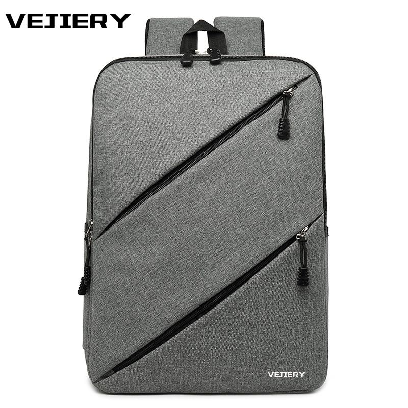 VEJIERY Men Women Oxford Backpacks School Bags for Teenagers Boys Girls Large Capacity Laptop Backpack Fashion Men Backpack fashion oxford waterproof military backpack women laptop backpacks large school bags for teenagers girls big travel bagpack bag