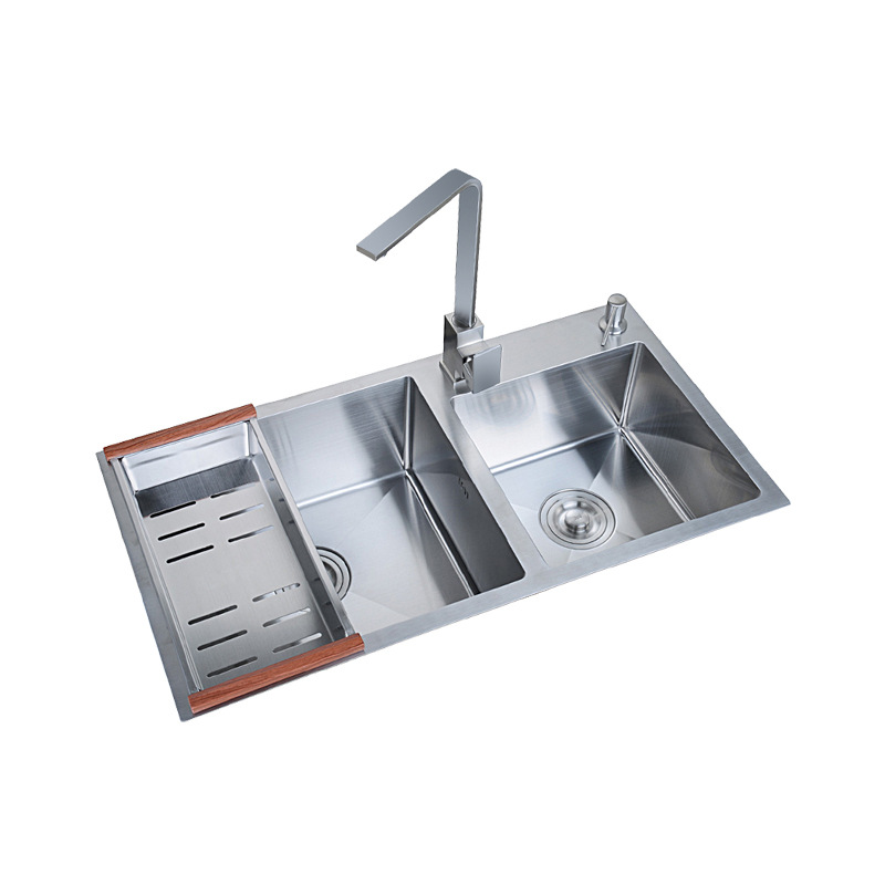 Plumbing A Kitchen Double Sink With Dishwasher And Manual Guide