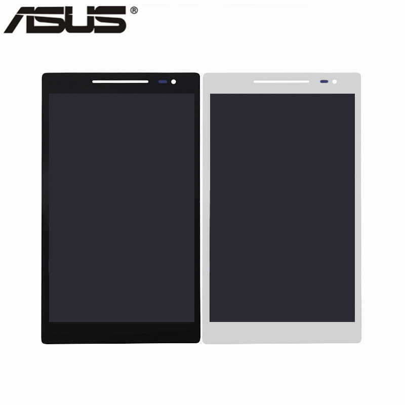 Asus Black/White LCD Display Touch Screen Assembly Replacement For Asus Zenpad 8.0 Z380 Z380C Z380CX Z380KL LCD screen it baggage чехол для asus zenpad 8 z380 black
