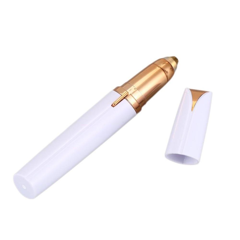 Многофункциональный для бровей Триммер, для удаления волос мини-электробритва бритва для бровей Аккумулятор для эпилятора Мощность