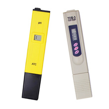 Digital PH Meter and TDS Tester Monitor Aquarium Pool SPA Meter Water Quality purifiers filter pen ph meter 16% off