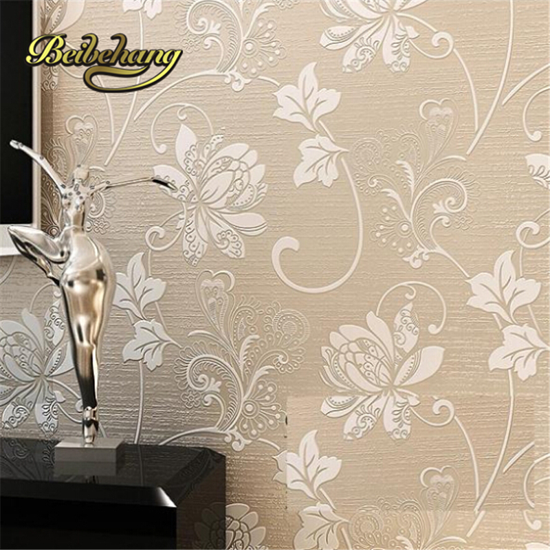 beibehang papel de parede sala.Floral nonwoven wallpaper texture 3D TV backdrop relief,wallpaper for walls 3 d,wall paper beibehang ktv gold silver square papel de parede 3d wallpaper rolls tv background of wall paper 3d modern wallpaper for walls 3d