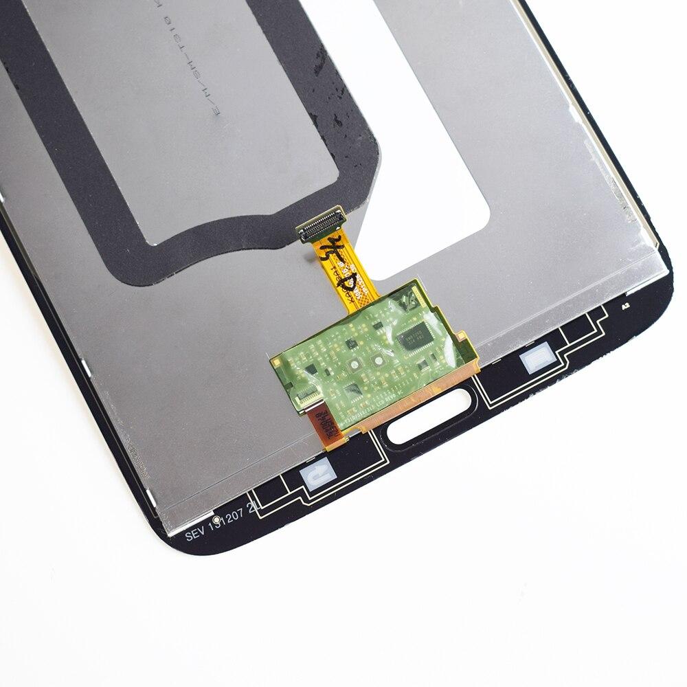 Pour Samsung Galaxy Tab 3 8.0 T311 T315 SM-T311 SM-315 T310 LCD écran tactile numériseur LCD panneau d'affichage moniteur assemblée - 5
