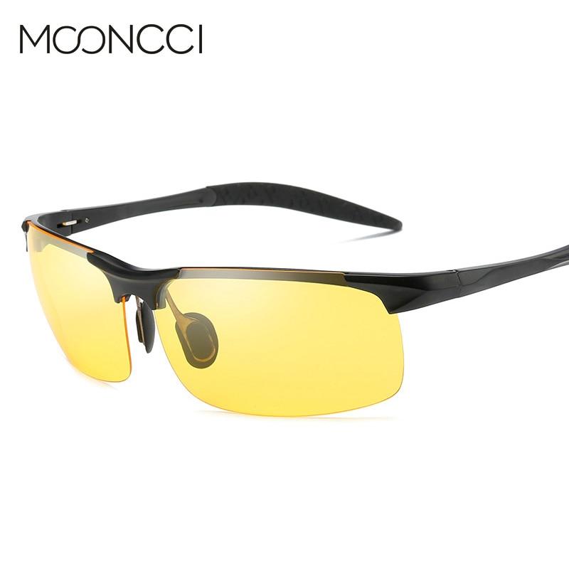 MOONCCI HD očala za nočni vid Polarizirana za vožnjo moških - Oblačilni dodatki