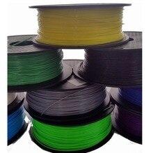 1KG (400M ) PLA / ABS 1.75MM 3D Printing Materials 3D Printer Filament  For 3D Printer 3D Printing Pen