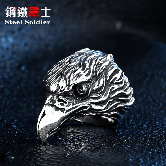 steel soldier drop shipping and wholesale stainless steel eagle