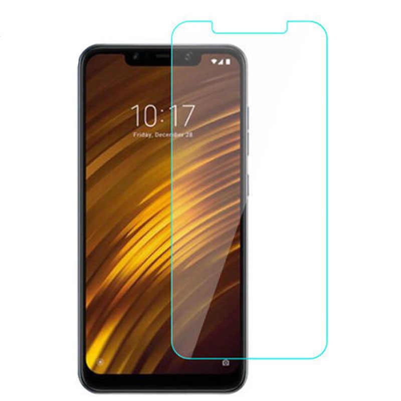 9 H الزجاج المقسى ل xiaomi redmi note 7 6 الموالية ل xiaomi pocophone f1 max3 5 5 splus 4A 5X ملاحظة 4 5 واقي للشاشة واقية