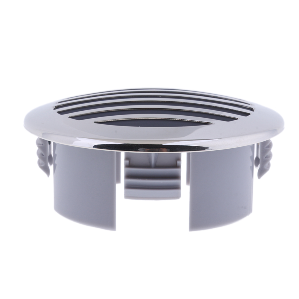 Image 4 - 1pcs RV Marine Boat 3' 76mm Marine Grade 316 Stainless Steel Curved Clad Airflow Vent 81932SS HP-in Marine Pump from Automobiles & Motorcycles