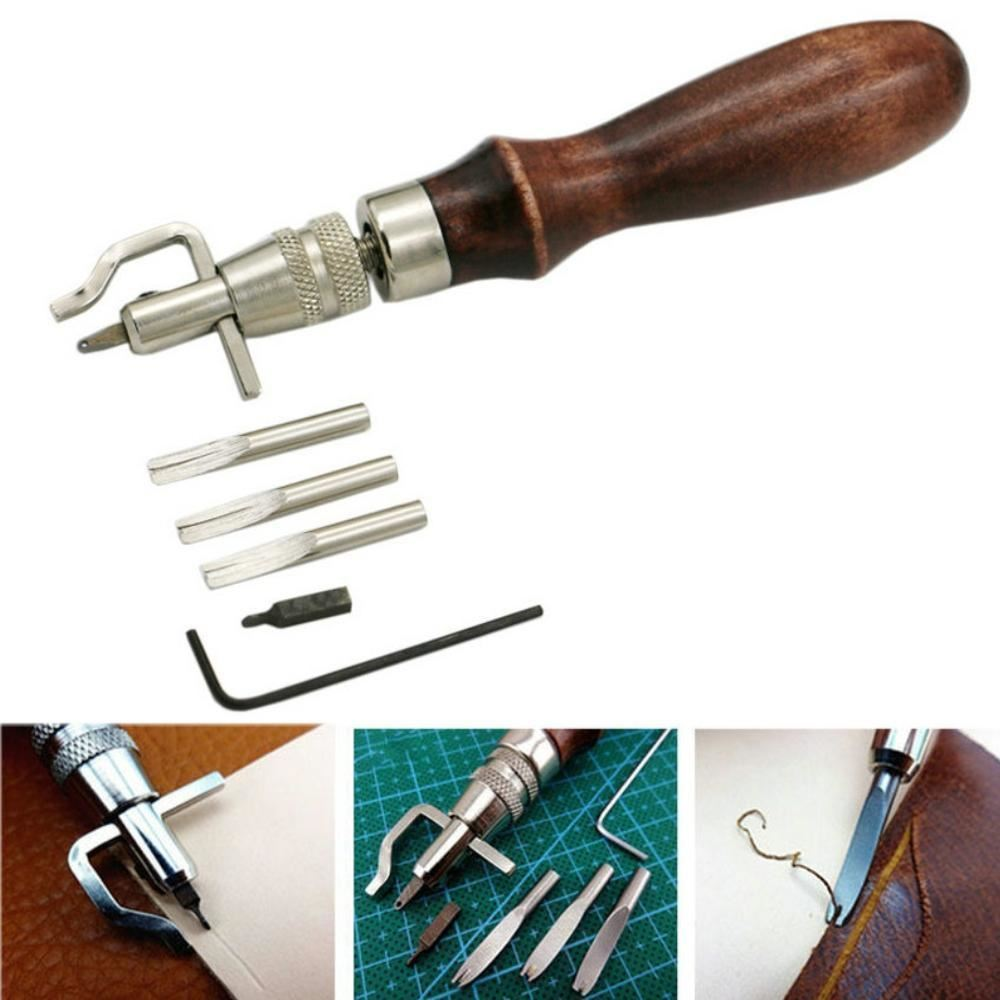 Leather Tool 7in1 Adjustable Splicing Cutting Kit