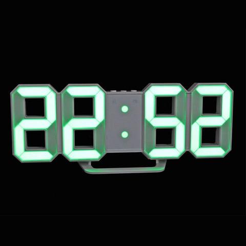 New LED Alarm Clocks Desktop Table Digital Watch LED Wall Clocks 24 or 12-Hour Display Despertador Wall Table Clock Drop Ship Lahore