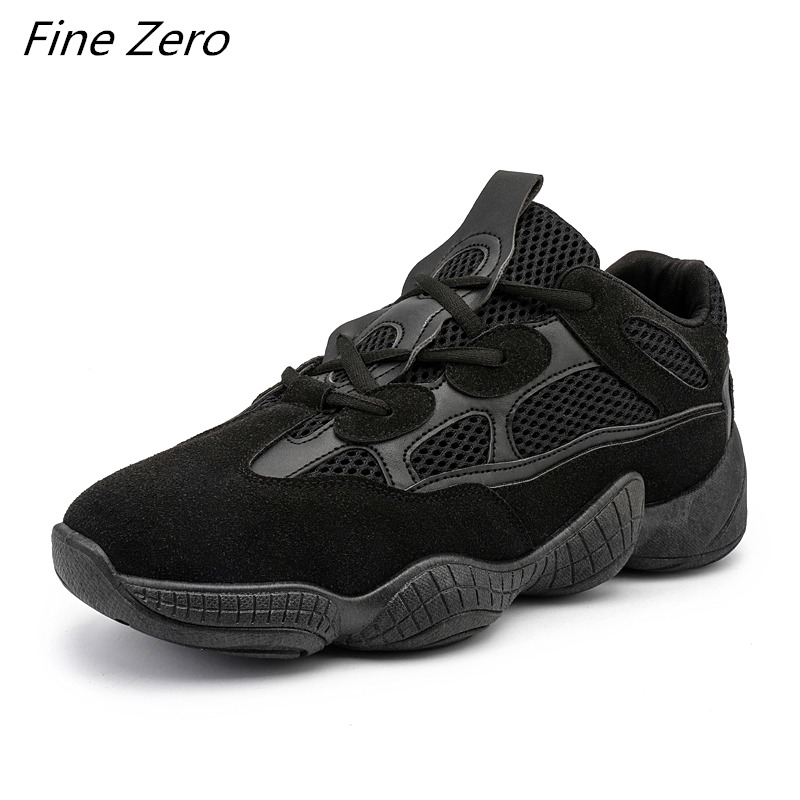 Four Seasons Unisex Outdoor Jogging Shoes Men Running Shoes Height Increasing Sport Women Sneakers Breathable Casual Sneakers