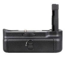 Meike  MK-D5500 Vertical Battery Grip for Nikon D5500 Works with 2 x EN-EL14a Lithium ion Batteries