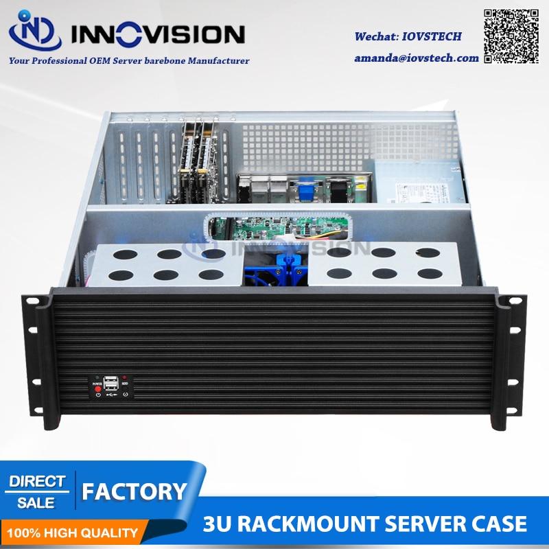 купить Fashionable 3U Rack mount 8 bays server case RX3500L по цене 4895.82 рублей