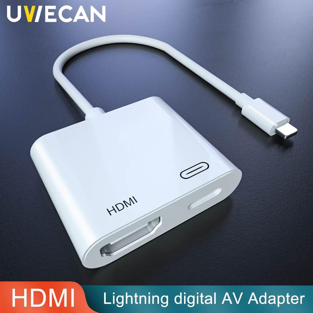 Digital Av Hdmi Adapter 4k Usb Cable