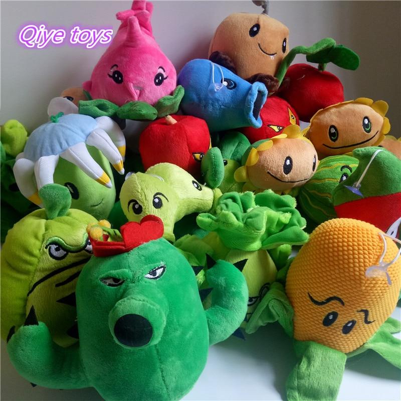 13-20cm Plants Vs Zombies 2 Plant Dragon Fruit Plush Stuffed Toys Games PVZ Plants Pitaya Plush Toy Doll For Children Kids Gifts