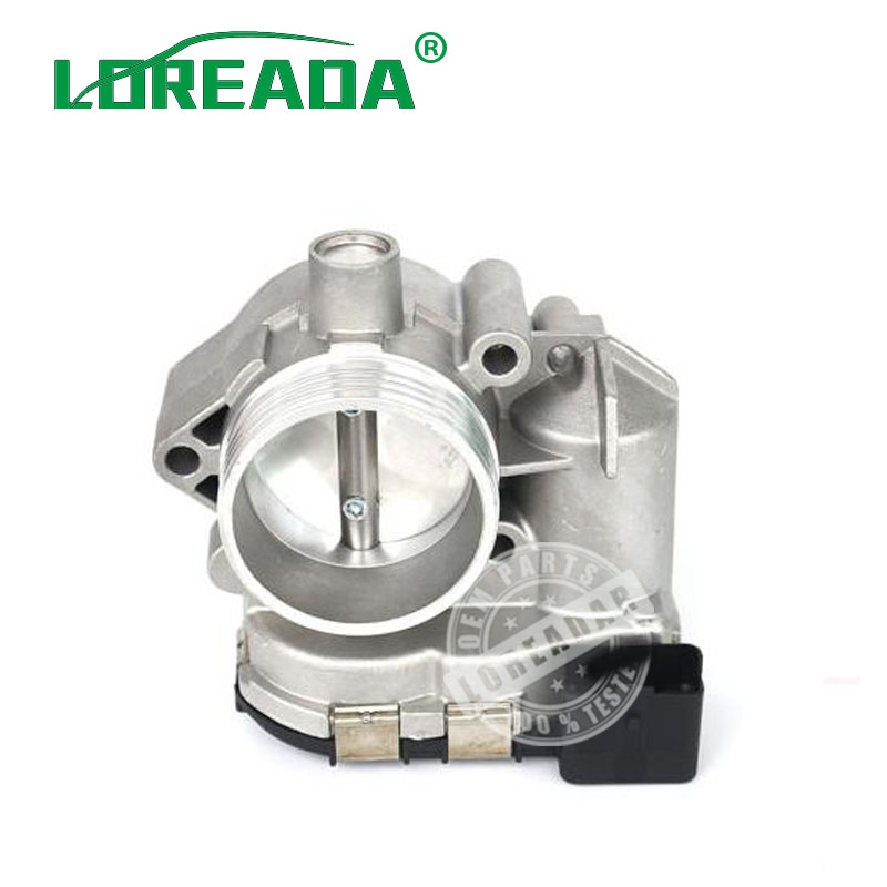 Throttle Body Assembly For CITROEN BERLINGO C2 C3 C4 XSARA PEUGEOT 1007 206 307 308 PARTNER