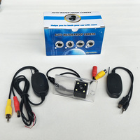 Wireless Rearview Camera For KIA Cerato / Spectra5 Hatchback (LD) 2003~2008 / HD CCD Night Vision Car Parking Camera