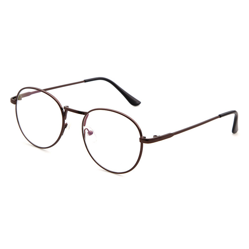 c4308d77f69 LongKeeper Fashion Men Titanium Eyeglasses Frames Men Brand Titanium  Eyeglasses Gold Shield Frame With Glasses 4 Colors-in Eyewear Frames from  Apparel ...