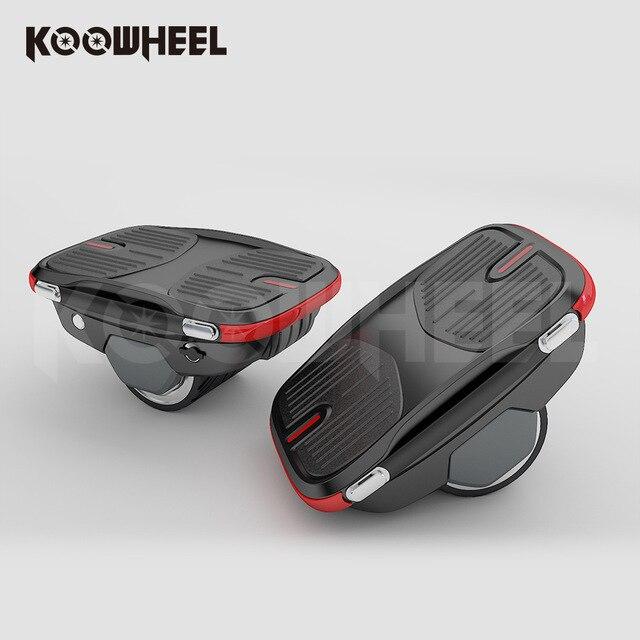 Koowheel Hovershoes Sakteboard Électrique Auto Équilibrage Petit Intelligente Simple Roue hoverboard Portable Hover Skate Chaussures