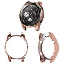 ТПУ корпус часовдля huawei watch 2 proЗащитное покрытиеБампер