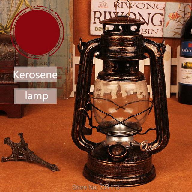 Classic vintage old fashioned kerosene lamp camping light outdoor classic vintage old fashioned kerosene lamp camping light outdoor lighting tent lights portable lanternethanol aloadofball Images