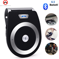 Bluetooth Car Kit микрофон громкой связи Шум отмена автомобиля Bluetooth Громкая связь Bluetooth 4 1 + EDR Беспроводной Car Kit мини козырек вызовов