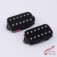 1 Set GuitarFamily GFH1 GFH4 Electric Guitar Alnico Open Humbucker Pickup 0204 Tone According SH1