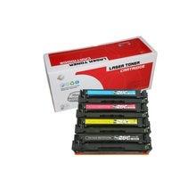 1PK Cartucho de Toner CF400A CF401A CF402A CF403A CF201 201A compatível para HP Color Laserjet Pro M252dw/M252nMFP/M277dw/M277n