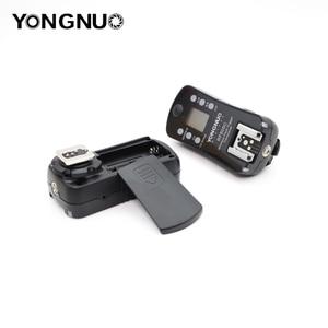 Image 5 - YONGNUO RF 605C alıcı RF605C RF605 C YN 605C kablosuz flaş tetik için Canon için RF 602 RF 603 RF 603II ve YN 560TX