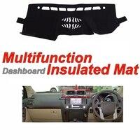 Dashboard Mat Original Factory Shape pad Protection Cover Carpet Dashmat Special Model For TOYOTA Alphard 2008~2015
