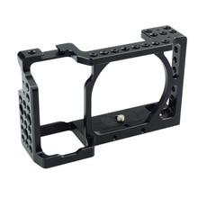 Accstore Клетки для камеры стабилизатор для Sony A6000/A6300/A6500/ILCE-6300/ILCE-6500/NEX7 DSLR клетка крепление микрофона мониторы-501